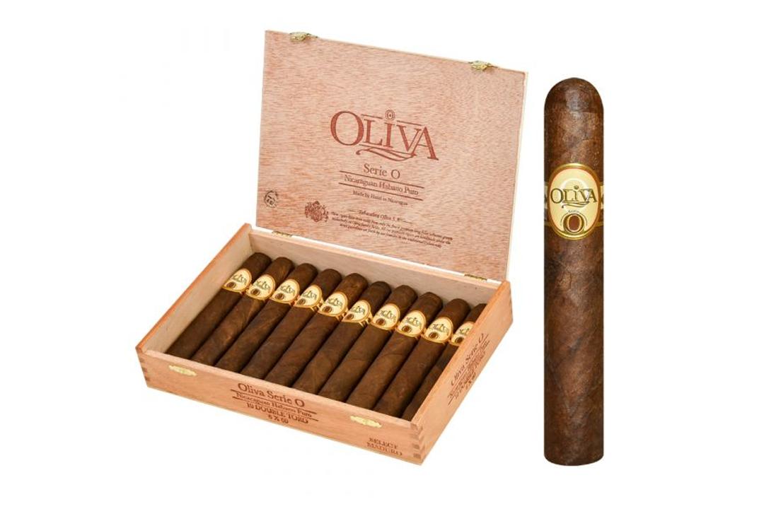 OLIVA - Serie O Double Toro (MEDIUM)